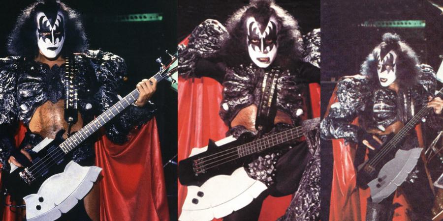 Kiss Love Gun Shout It Out Loud Live